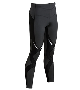 CW-X Men's Stabilyx Compression Running Tights