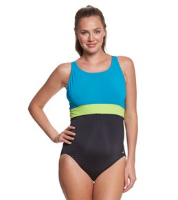 EQ Swimwear Banded Maternity One Piece