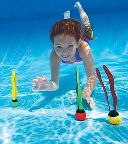 Intex Underwater Fun Balls Pool Toy