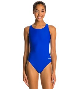 Dolfin Xtra Life Lycra Solid HP Back One Piece Swimsuit
