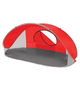 Picnic Time Manta Popup Sun/Wind Shelter Beach Tent