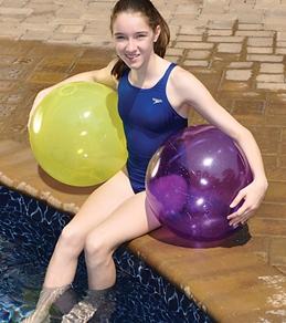 Swimline Candy Transparent 20 Beach Ball