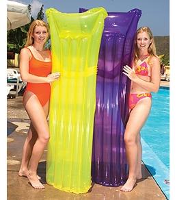 Swimline Candy Transparent Pool Mattress
