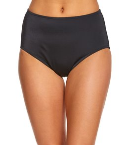 6d0e229a1e Women's Missy High Waist Bikini Bottoms at SwimOutlet.com