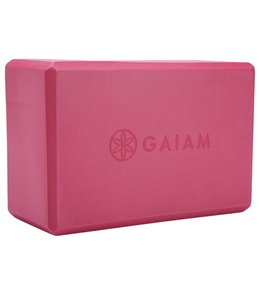 Gaiam Foam Yoga Block 6029736c27fe