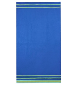 Kaufman Sales Solid Velour King Beach Towel 40 X 70