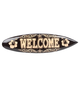 Wet Products Surfboard Welcome Signs 24 x 7