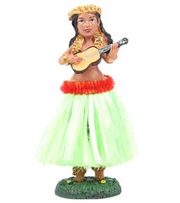 Wet Products Hula Girl Hula Doll