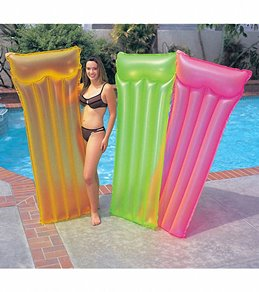Intex Neon Frost Pool Air Mats