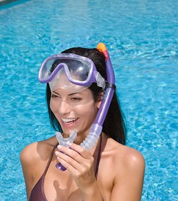Intex Easy-Flo Snorkel - Adult