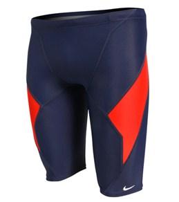 Nike Swim Victory Color Block Jammer Swimsuit
