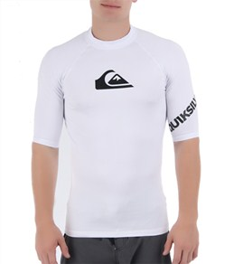 Quiksilver Men's All Time S/S Rashguard