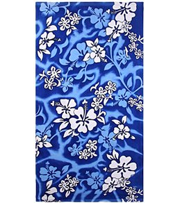 Wet Products Hibiscus Beach Towel