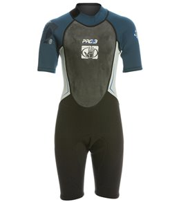 Body Glove Youth Pro 3 2/1MM Spring Suit Wetsuit