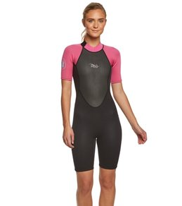 Body Glove Women's Pro 3 Spring Suit Wetsuit