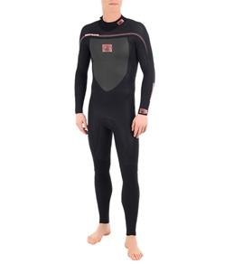 Body Glove Men's Method 2.0 3/2MM Back Zip Fullsuit Wetsuit