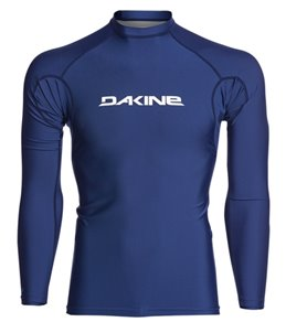Dakine Men's Heavy Duty Snug Fit Long Sleeve Rashguard