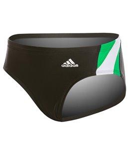Adidas Men's Arc Infinitex Brief Swimsuit