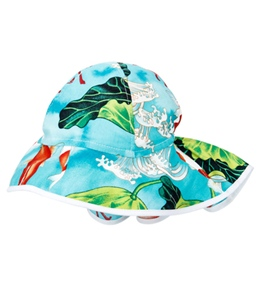 Bummis Infant Koi Pond Floppy Sun Hat (3mos-24mos)