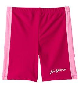 SunBusters Girls' Rash Short (6mos-12yrs)