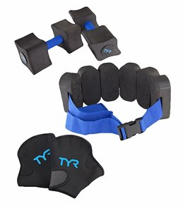 TYR Aquatic Fitness Kit