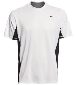 Speedo Men's Longview S/S Swim Tee