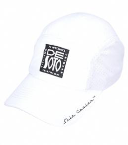 DeSoto Skin Cooler Run Cap w/ Pocket