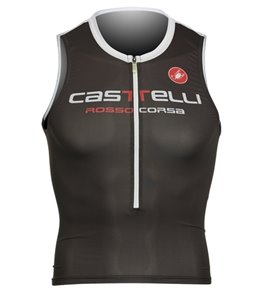 Castelli Men's Body Paint 2 Tri Top
