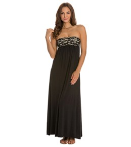 Luxe by Lisa Vogel Night Vision Maxi Dress