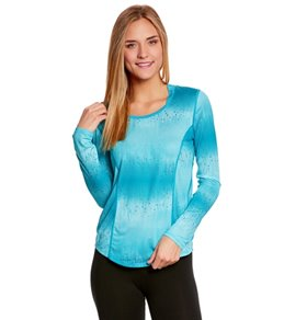 Mountain Hardwear Women's Wicked Electric Running L/S T