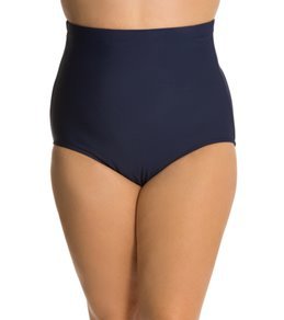 fb92e67dde0 Women s Plus Size High Waist Bikini Bottoms at SwimOutlet.com