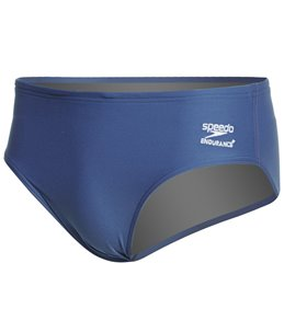 bda98df1cc Speedo Solid Endurance Brief Swimsuit