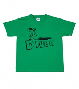 AMBRO Manufacturing Dive In Male Tee