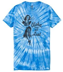 Lost Men's Meanie Wahine Short Sleeve Tee