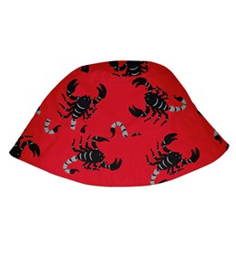 iPlay Boys' Red Scorpion Sun Protection Hat (0mos-4yrs)