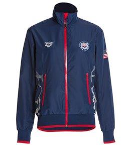 Arena USA Swimming Full Zip Jacket
