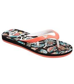 Roxy Girls' Tahiti V Flip Flop