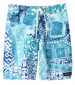 Tidepools Boys' Bali Beach Surf Trunks (2-14)