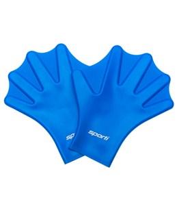 Sporti Silicone Webbed Fitness Glove