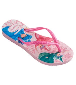 Havaianas Kids' Slim Princess Flip Flop (Toddler, Little Kid)