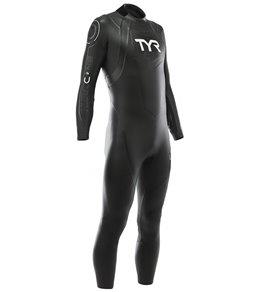 TYR Men's Hurricane Cat 2 Fullsleeve Triathlon Wetsuit