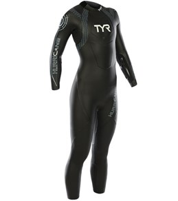 TYR Women's Hurricane Cat 2 Fullsleeve Triathlon Wetsuit