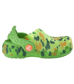 Crocs Kids' Chameleons Octopus Clog (Toddler/ Little Kid/ Big Kid)