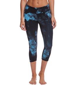 Alo Yoga Printed Airbrush Yoga Capris