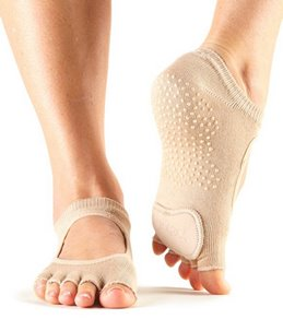 Toesox Plie Yoga & Dance Pad