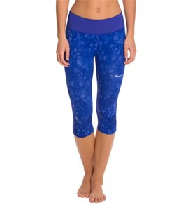 Saucony Women's Scoot Mini Running Capri