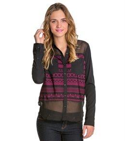 Hurley Wilson Novelty L/S Button Up