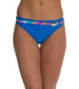 Maidenform Swimwear Beach Wave Runner Hipster Bikini Bottom