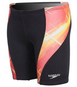 Speedo Endurance Lite Solar Strobe Youth Jammer Swimsuit