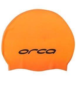 Orca Solid Silicone Swim Cap